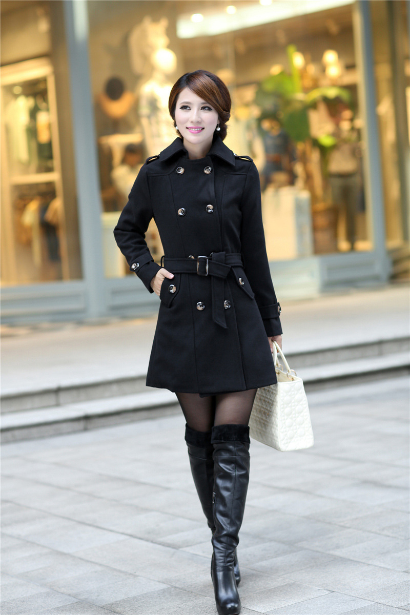 Winter fashion 2013 women