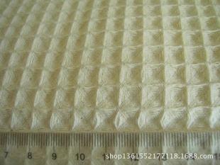 чистый хлопок, хуа муж решетки крашение полотенцем халат ткани маски небольшой улей Малибу хуа муж решетки сотовой ткань 2 - 5 мм