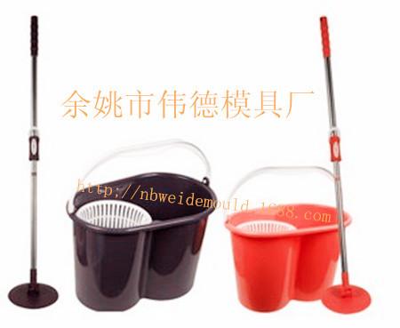 余姚模具/塑料制品模具/拖把桶/吸尘器/生产厂家