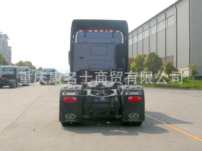 华菱之星HN4250HP40C2M3牵引汽车ISME385 30西安康明斯发动机