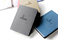 Ежедневник Korea stationery vintage fashion scrub cloth notebook notepad diary