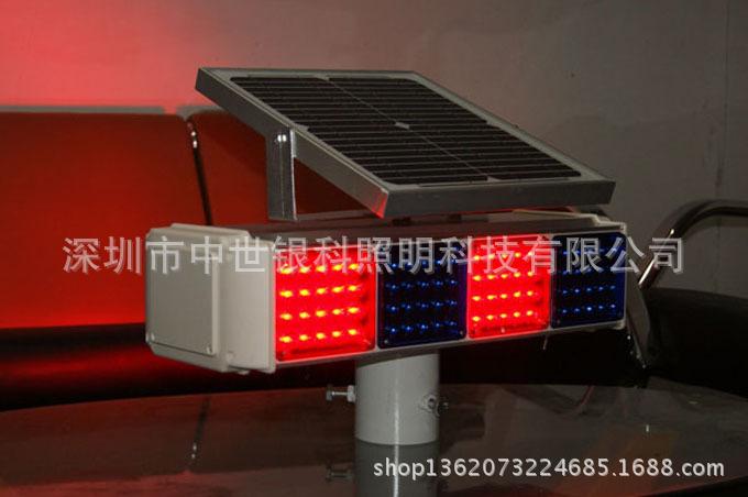 阳能道路警示灯 led爆闪灯