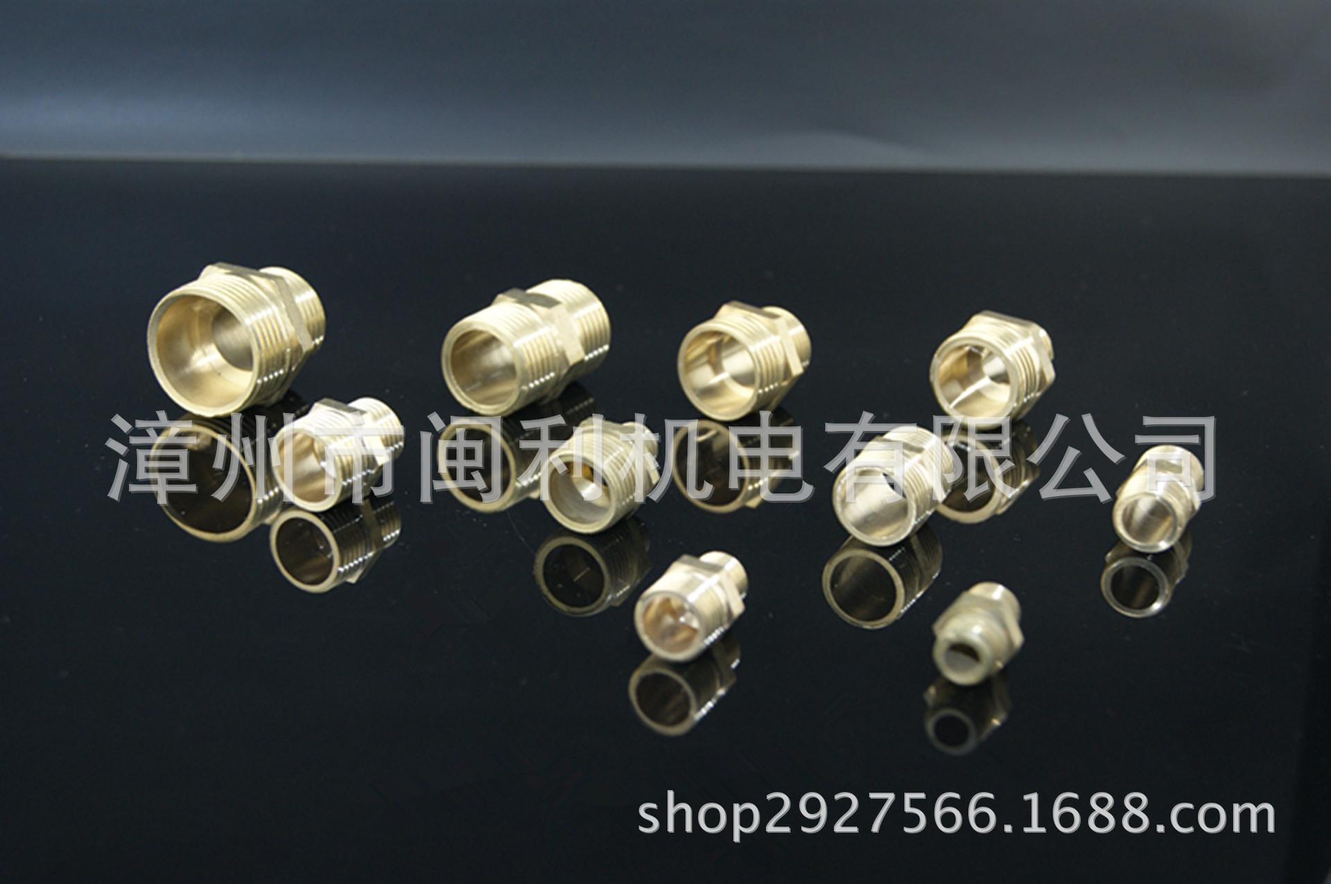 头 铜对丝 双外丝直接 水管接头 铜 -气动接头 中国黄页