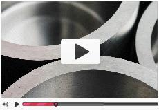 DECO德科行星式球磨机专用硬质合金(碳化钨)球磨罐展示