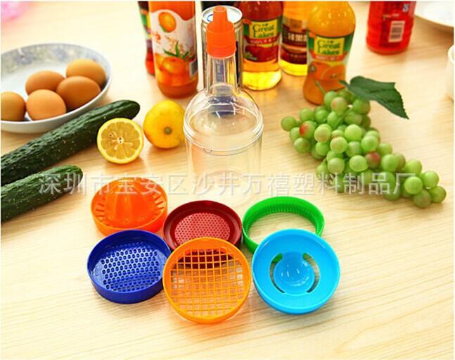 八合一榨汁机多功能手动榨汁机迷你榨汁器婴儿小型水果机