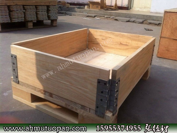 白松围板箱