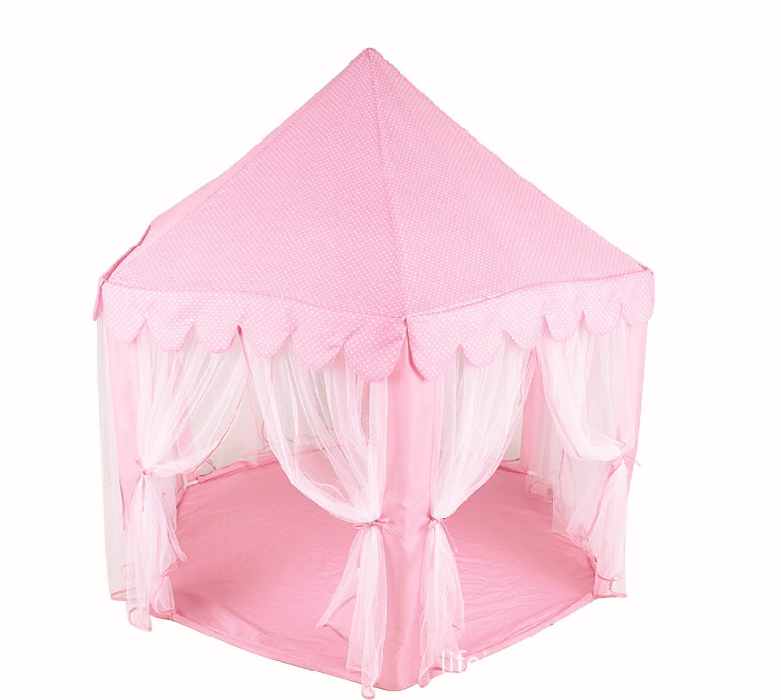 【儿童公主城堡帐篷】价格
