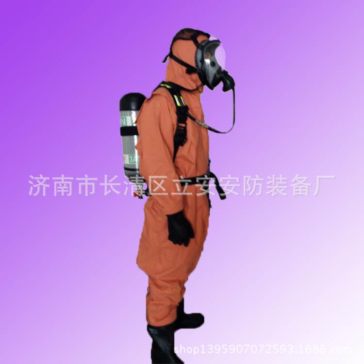 厂家直销中型半封防化服