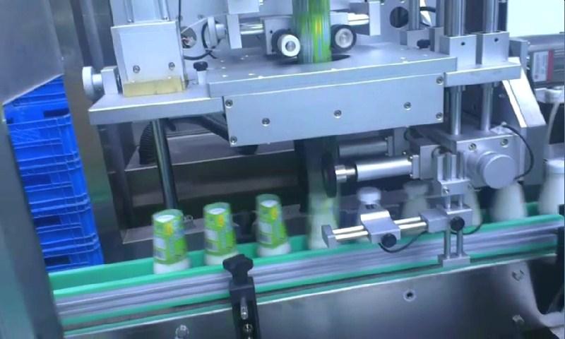 中鸿机械 全自动收缩膜套标机 贴标机图片_8