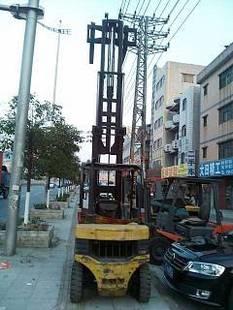 东莞5米/6米/7米叉车出租出售13532825485