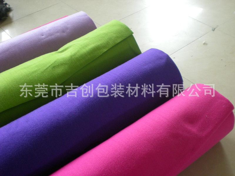 厂家直供生产定制 东莞吉创高档耐用毛毡手机袋 毛毡包