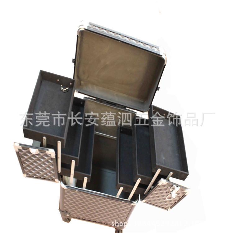 厂家现货供应2层/3层水立方化妆箱 可按要求定做