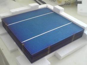 厂家收购太阳能电池片 125*125多晶电池片  13776083269