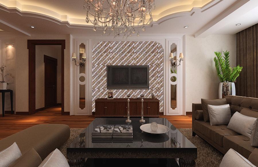 电视背景墙 实木马赛克 拼花背景墙 木质 电视实木工厂直销 阿里巴巴