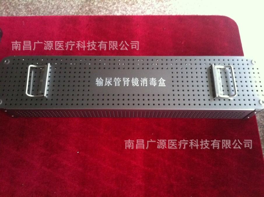 输尿管肾镜消毒盒单支整