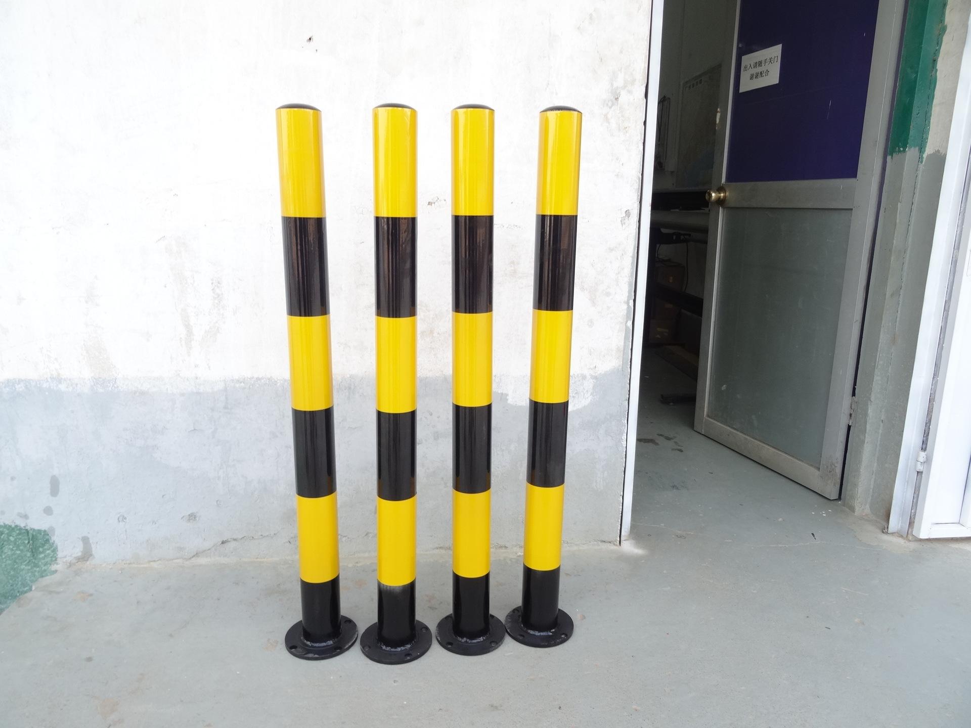 反光警示柱、固定与可移动式 可定做各种规格