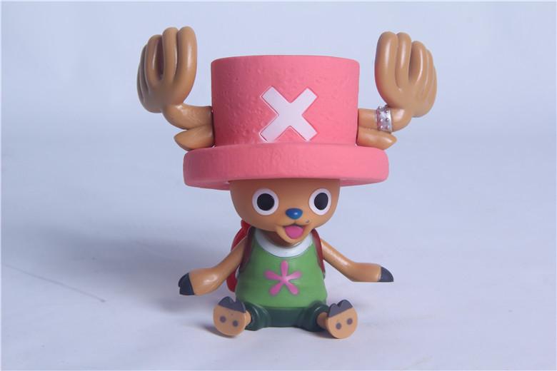 海贼王乔巴公仔储蓄罐存钱罐手办模型玩具