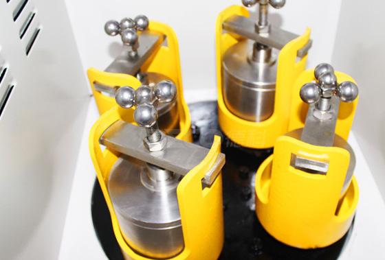 超低音重型行星式球磨机(装配304不锈钢球磨罐)