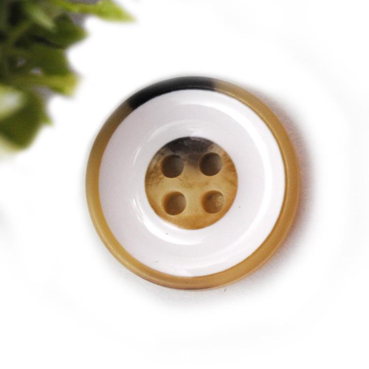 厂家直销批发树脂钮扣,高档树脂磨砂纽扣