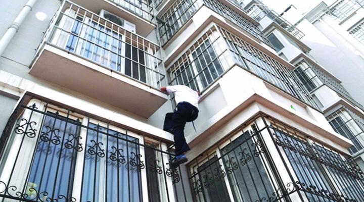 社区110联网报警成功案例示意图