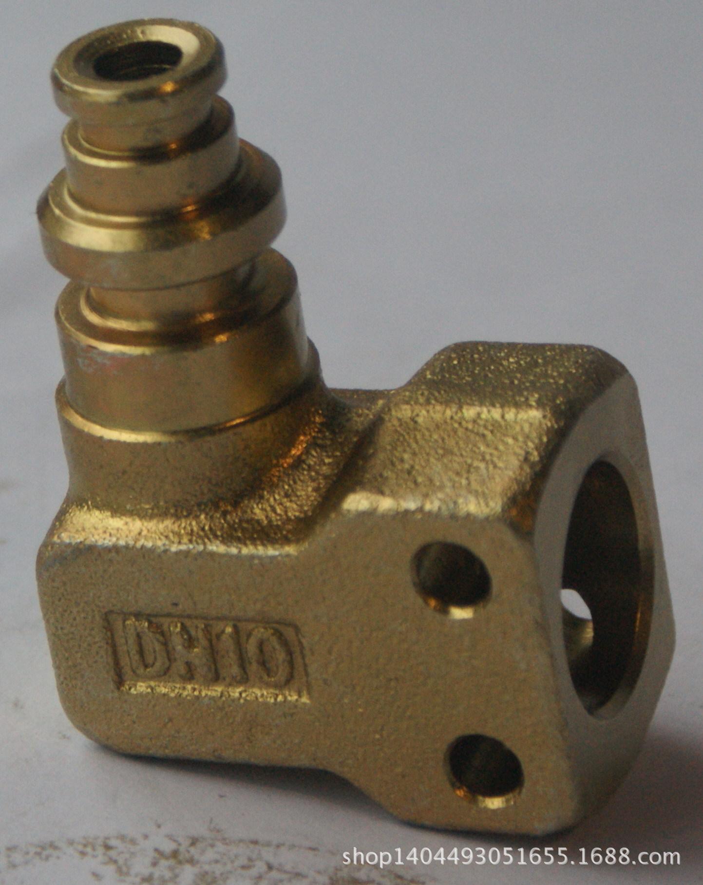 矿用 煤矿液压支架胶管连接 异径弯头DN25G/12M