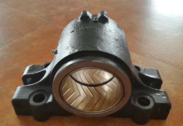 廠家直銷日系重型汽車五十鈴平衡軸鋼板彈簧座配件