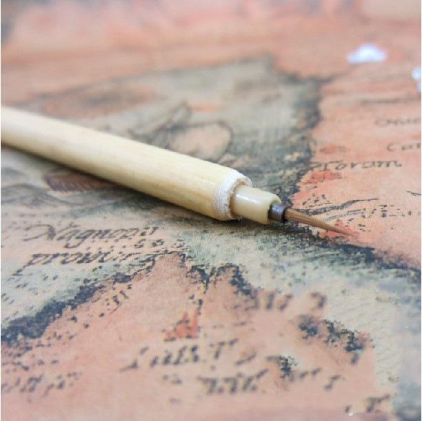 专业美甲笔 狼毫专业美甲笔画花彩绘笔 好用美甲工具笔 超低价 阿里巴