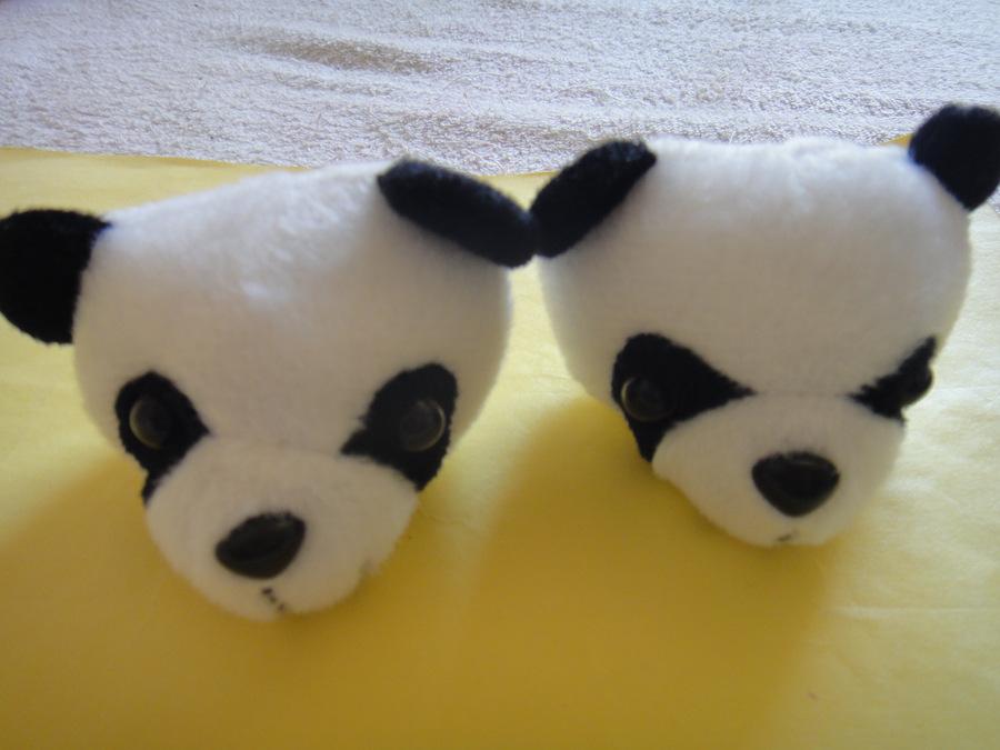 袜子帽子围巾手套玩具配饰卡通动物头、玩具头 来图来样厂家定做