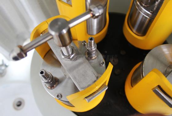 轻型行星式球磨机(装配不锈钢真空球磨罐)