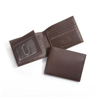 взрыв пункта внешней торговли с петель мужчин кожной короткий пункт магнитной функции бумажник бумажник rfid - WALLET заказ