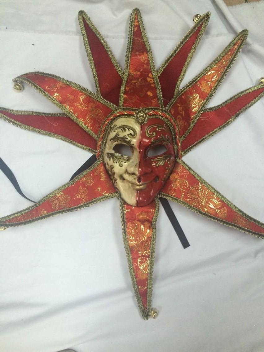 威尼斯面具 威尼斯风情面具 派对面具 舞会面具 彩绘面具 阿里巴巴