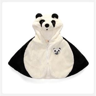плащ - детская одежда ребенка детской ребенка весной и осенью, и зимой плащ пункта младенцев утолщение шаль пальто, плащ