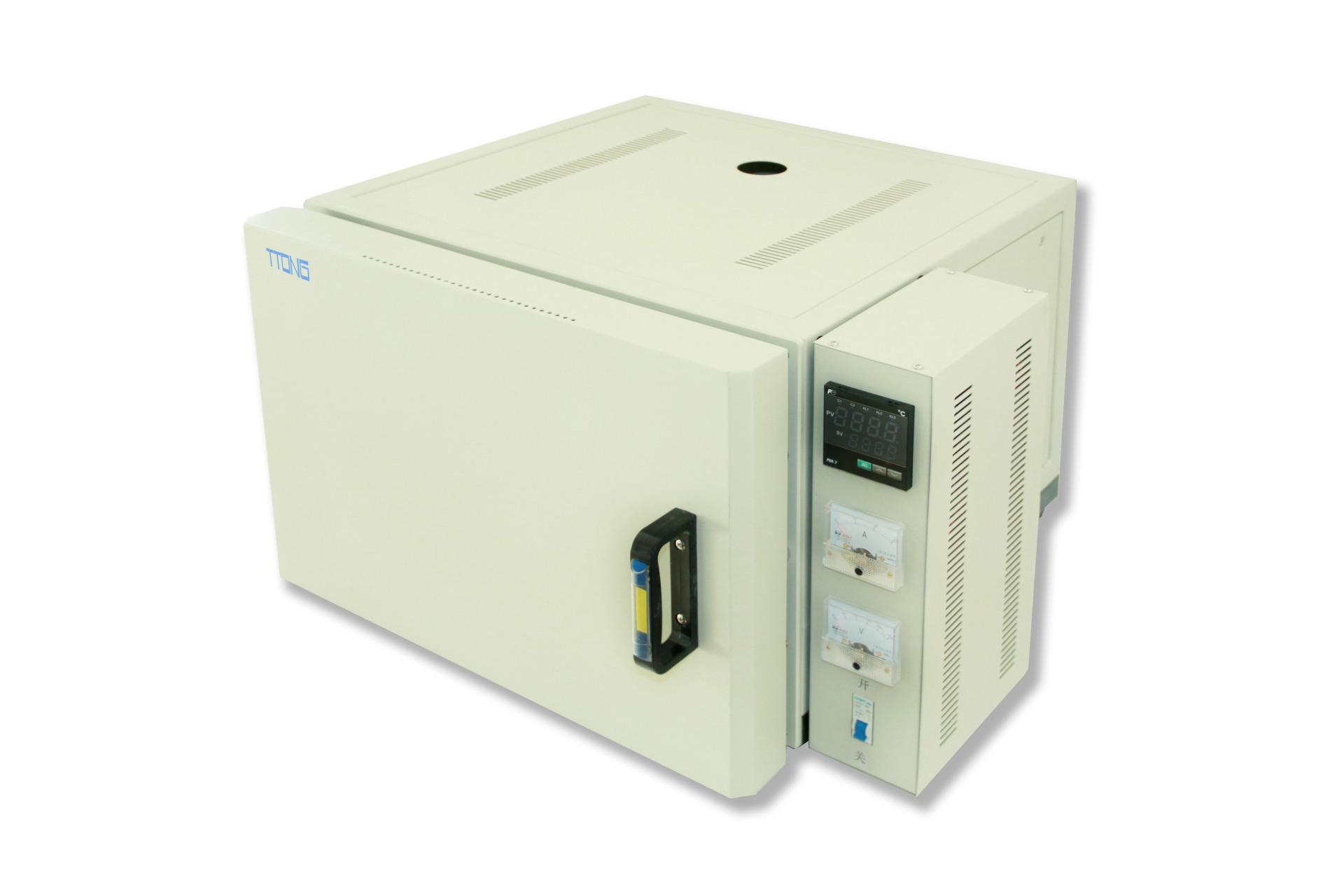 TMF系列智能PID程控数显台式陶瓷纤维马弗炉(高温电阻炉)