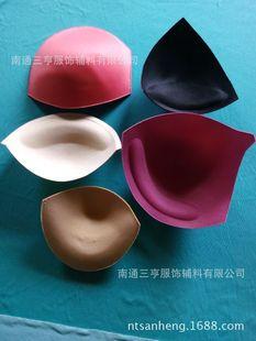厂家直销胸垫 来样定做文胸罩杯 胸杯胸垫 胸棉复合罩杯棉