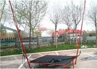 Банджи - джампинг детей производителей стали, банджи - джампинг, складные банджи - джампинг, прыгает в постель, одноместный банджи - джампинг