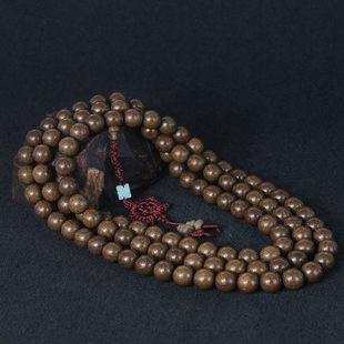 прямых производителей золотой браслет 12mm*108 Тан чётки из небольших отверстия параллельно волокну практикующие розария руки серии украшений оптом