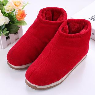 慈溪金典新款保暖手工棉鞋,轻便耐磨防滑加厚泡沫底,厂家直销
