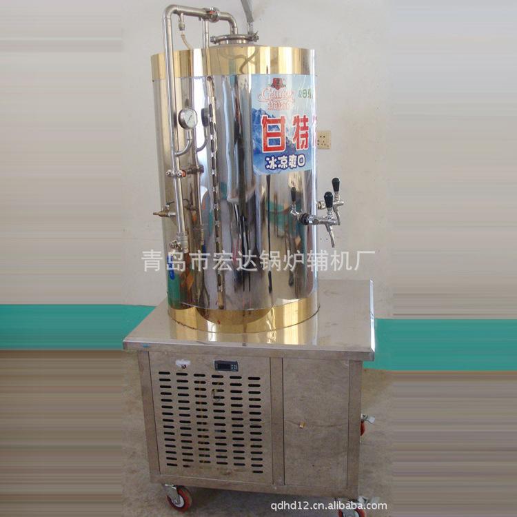 青岛啤酒饮料制冷设备扎啤机 快速制冷保鲜 美观大方上档次