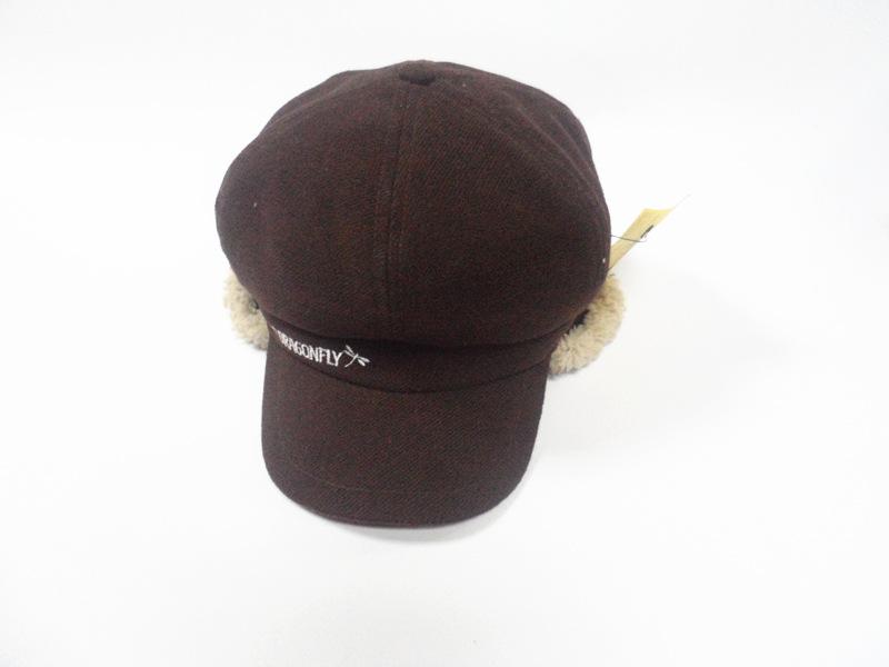厂家直销潮范毛绒冬季风雪帽 户外遮风百搭保暖帽子工厂定