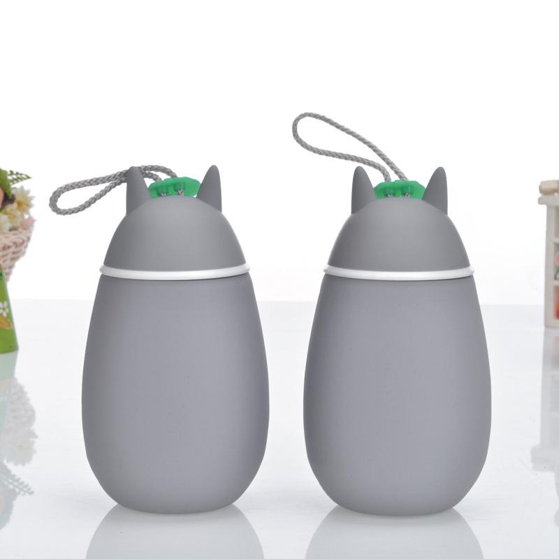 Bình giữ nhiệt hình mèo Totoro