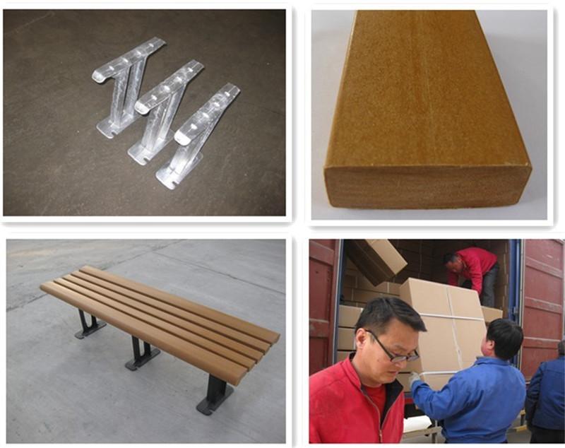 供应公园长椅|景区公共社区无靠背凳子,户外锈铸铝长凳