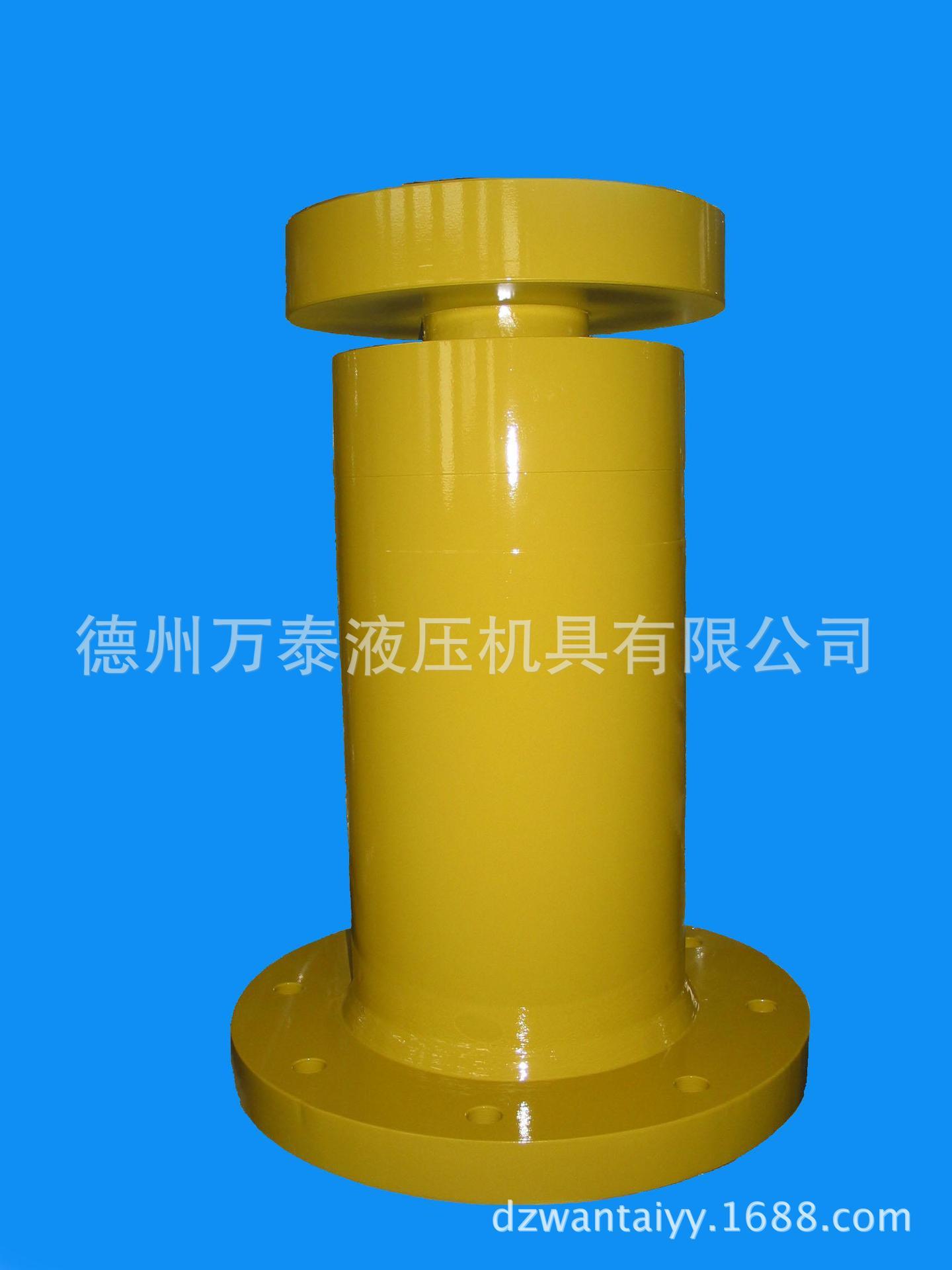类型 活塞式液压缸 安装形式 双耳式 型号 qfll 压力范围 63(mpa)图片