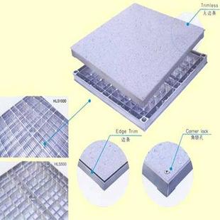 东莞防静电地板架空地板铝合金防静电地板厂家批发电话