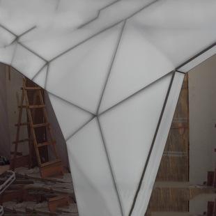 【大量供应】添锦供应软膜  专业制造玻璃防火膜批发 柔性天花