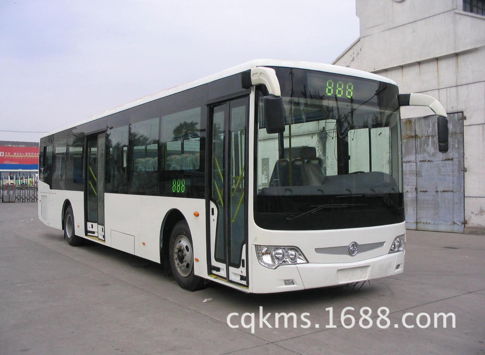 亚星城市客车JS6126GHA的图片2