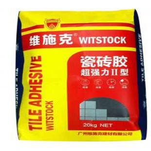 品质升级超强力型瓷砖胶生产销售 家装专用瓷砖粘贴剂厂价批发