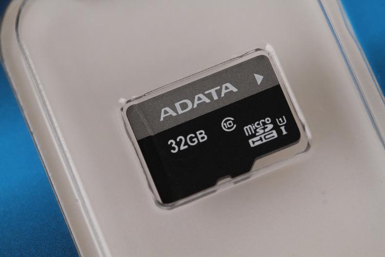 威刚(ADATA)32G C10 高速手机内存卡 导航/记录仪高速设备专用