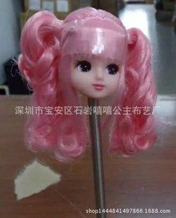 只卖销量好正版日本丽佳娃娃licca头部加素体或头原装进品娃娃