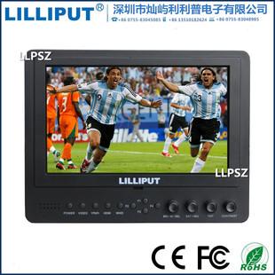 利利普 665/P/WH 7寸WHDI无线HDMI监视器 970电池扣板 距离50米
