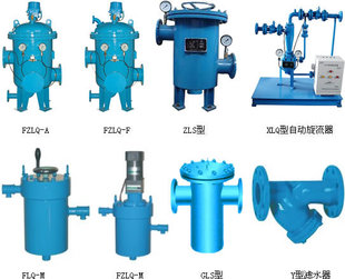 多样式 滤水器 过滤器  反冲洗滤水器 手动滤水器 全自动滤水器